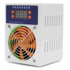 100W Fish Tank Shrimp Aquarium Mini Water Chiller Cooling Fan Machine 110 ~ 220V - intl