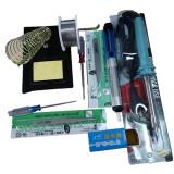 Toko 10 In 1 60 Watt Listrik Patri Pemula Dibetulkan Alat Kit Ditetapkan With Stan Besi Pompa Desolder Sg149 Sz Online Di Indonesia