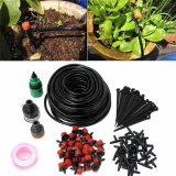 Toko 10M Diy Automatic Micro Drip Irrigation System Plant Watering Garden Hose Kits With Adjustable Dripper Smart Controller Suits 10M 15Nozzles Intl Terlengkap