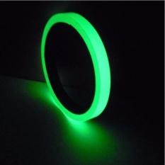 10Mm 10 M Bercahaya Pita Perekat Tape Night Vision Glow In Dark Safety Peringatan Keamanan Stage Dekorasi Rumah Kaset Intl Tiongkok