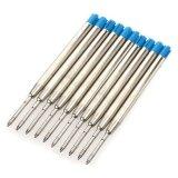 Spesifikasi 10 Pcs 7Mm Isi Ulang Parker Ballpoint Pen Isi Ulang Kantor Perlengkapan Sekolah Material Biru Beserta Harganya