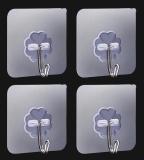 Jual 10 Pcs 13 2Lb 6 Kg Max Kuku Bebas Transparan Reusable Heavy Duty For Handuk Loofah Baju Mandi Tidak Ada Goresan Tahan Air Dan Tahan Air Kamar Mandi Dapur Wall Hook Ceiling Gantungan Internasional Di Bawah Harga