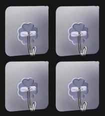 Jual 10 Pcs 13 2Lb 6 Kg Max Kuku Bebas Transparan Reusable Heavy Duty For Handuk Loofah Baju Mandi Tidak Ada Goresan Tahan Air Dan Tahan Air Kamar Mandi Dapur Wall Hook Ceiling Gantungan Internasional Online