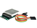 Spesifikasi 10 Pcs Max7219 Dot Led Matrix Modul Mcu Led Display Control Modul Kit Intl Online