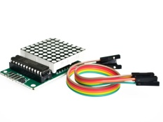 Harga 10 Pcs Max7219 Dot Led Matrix Modul Mcu Led Display Control Modul Kit Intl Dan Spesifikasinya