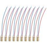 Jual 10 Buah Mini 650Nm 6 Mm 5 V 5Mw Wl Modul Dioda Laser Yang Menghiasi Kepala Merah Import
