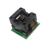 10 Pcs Smart Electronics 150Mil Soket Konverter Modul Soic8 Sop8 For Dip8 Ez Programmer Adapter Intl Tiongkok Diskon 50