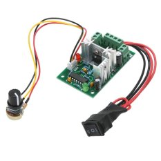 10V12V24V30V 120W PWM Adjustable Volt DC Motor Speed Controller CCM2 - intl