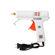 Harga 110 W Profesional Adjustable Suhu Konstan Hot Melt Glue Craft Repair Tool Steker International Original