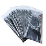 Beli 11 Pcs 32 80 Cm Stainless Circular Knitting Needle Ukuran 6 16 Intl Murah