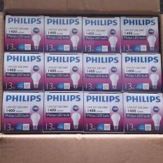 Spesifikasi 12 Pcs Led 13 Watt Bulb Phillips Lampu Led Putih Phillips Terbaru