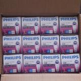 Spek 12 Pcs Led 3 Watt Bulb Phillips Lampu Led Putih Bali