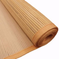 120cm x 200cm - Tikar Rotan / Karpet Rotan Gulung Saburina - United Goods