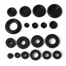 Toko 125 Pcs Karet O Ring Assortment Set Hidrolik Plumbing Gasket Paintball Seal Kit Lengkap