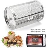 Toko 12 Cm X 18 Cm 4 7 X 7 1 Peanut Bbq Rotisserie Grill Roaster Drum Oven Biji Kopi Keranjang Intl Not Specified Online