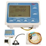 Jual 1 2Inch Water Flow Control Lcd Meter Flow Sensor Solenoid Val Intl Di Bawah Harga