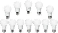 12pcs Lampu Bohlam LED Philips 8w/watt (9w/9watt) - 70watt Putih