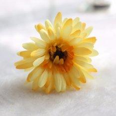12 Pcs set Sunflower Buatan Fake Bunga Gerbera Fu Lang Bunga Simulasi  Tanaman untuk Dekorasi ad19d13693