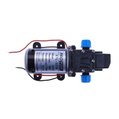 Miliki Segera 12V 100W High Pressure Water Pump Micro Electric Diaphragm Pump 3210Yb Intl