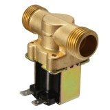 Harga 12V 2 Way Normally Closed Brass Electric Solenoid Valve 1 2 For Air Water Valve Intl Not Specified Asli