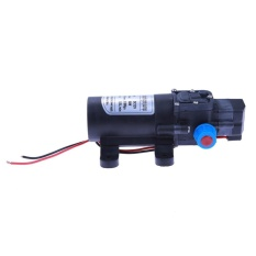 Toko 12 V 80 W Pompa Air Tekanan Tinggi Micro Electric Diafragma Pompa Dc Internasional Termurah