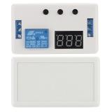 Toko 12 V Automation Delay Timer Control Switch Relay Modul Dengan Case Termurah