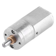 12 V Torsi Tinggi Gear Box Reduction Gear Motor For Model (15 Rpm)-Intl