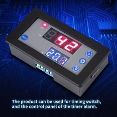 Review 12 V Timing Delay Relay Modul Siklus Timer Digital Led Dual Didital Display Intl