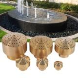 Toko 1 4 Brass Column Garden Water Pond Fireworks Shape Fountain Nozzle Home Sprinkle Spray Head Intl Oem Di Tiongkok