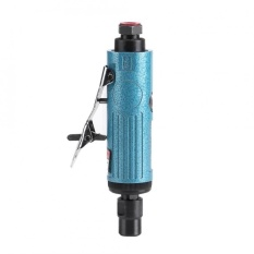 1/4'' Cut Off Cutting Air Pneumatic Angle Die Grinder PolisherGrinding Cleaning Tool Blue  - intl