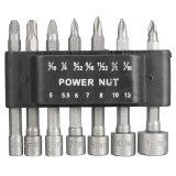 Beli 14 Pcs Power Nut Driver Drill Set Sae 1 4 16 Cm Shank Hex Metrik Socket Wrench Sekrup Internasional Baru