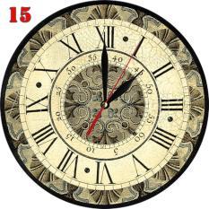 Situs Review 15 Jam Dinding Vintage Mdf Type Klasik Eropa