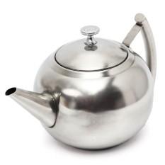 Ulasan Tentang 1500 Ml Teekanne Edelstahl Kaffekanne Kanne Teegeschirr Teebereiter Deckel