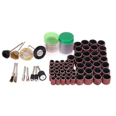 Spek 150Pcs Rotary Tool Bit Set For Electric Drill Engraving And Grinding Intl