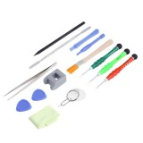 Toko Jual 16 In 1 Repair Tools Kit Pry Screwdrivers Hand Tool Sets For Iphone4 5 6 7 Intl