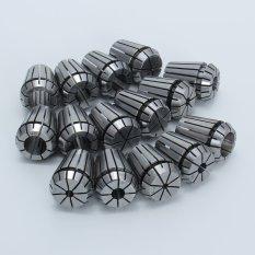 16 Pcs ER25 1-16mm Spring Chuck Set untuk CNC Engraving Mesin Penggilingan Mesin Bubut Alat-Internasional
