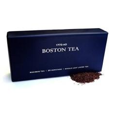 1773 AD Boston Teh Rooibos Tea-Daun Utuh Loose Tea-60G/21.oz/30 Porsi -Internasional