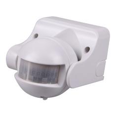 180 White Hunian Sensor PIR Gerak Saklar Lampu Terpasang Di Dinding 1200 W