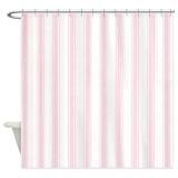 Jual 180X180 Cm Pink White Stripes Kamar Mandi Shower Tirai Tahan Air Intl Antik