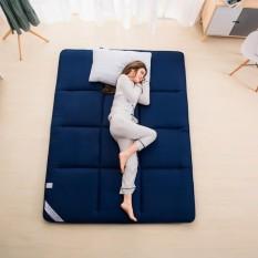 180x200 Cm Lipat Kental Anti Slip Tatami Kasur Pad Lantai Mat Karpet Tidur Rug Lazy Bed Mats untuk Kamar Tidur dan Kantor-Intl