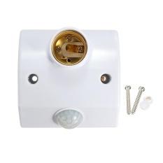 Harga 1 E27 Infrared Sensor Induction Light Lamp Holder Detector Switch Motion Sensor Intl Oem Asli