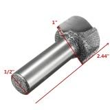 Katalog 1 Inch Cutting Diameter Tungsten Steel 1 2 Straight Shank Round Hidung Router Bit Intl Oem Terbaru