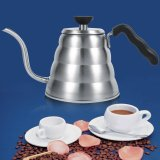 Beli 1 L 1X304 Stainless Steel Gooseneck Teh Pot Manual Cokelat Kehitaman Drip Maker Kredit
