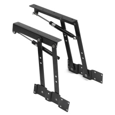 1 Pair Lift Di Atas Meja Kopi Mengangkat Kerangka Mekanisme Engsel Pegas Perangkat Keras DIY-Intl