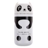 Kualitas 1Pc Desain Portabel Lucu Panda Owl Termal 220Ml Stainless Steel Panda Vakind