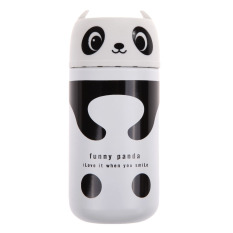Jual 1Pc Desain Portabel Lucu Panda Owl Termal 220Ml Stainless Steel Panda Branded