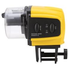 Cara Beli 1Pc Digital Automatic Electrical Plastic Fish Feeder Timer Home Aquarium Tank Food Feeding Hot Intl