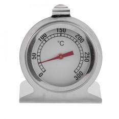 1 PC Termometer Oven Anti Karat Dapur Panggang Alat Pengukur Suhu Panas-Internasional