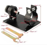 Spesifikasi 1Set Dudukan Mesin Bor Potong Cutting Seat Stand Bracket Bench Vice Online