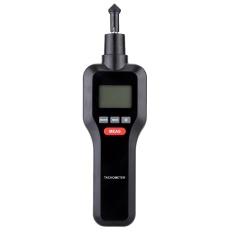 2 In 1 Non-kontak & KONTAK Digital Laser Tachometer Tach RPM Tester Motor Genggam